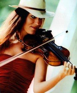 Ella Beccaria violoniste