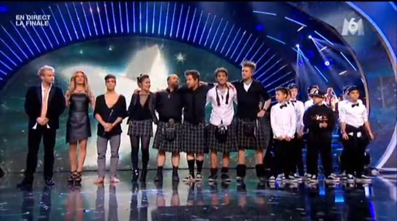 La finale de La France a un Incroyable talent sur M6